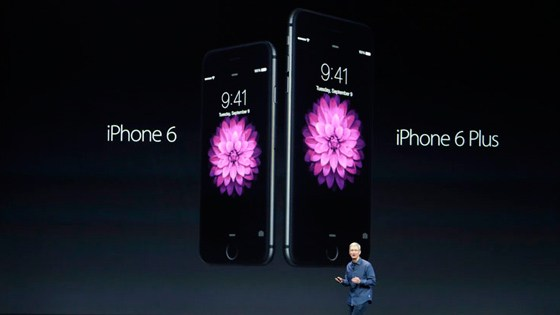 Apple: 4 million iPhone 6 and iPhone 6 Plus orders sold in first day