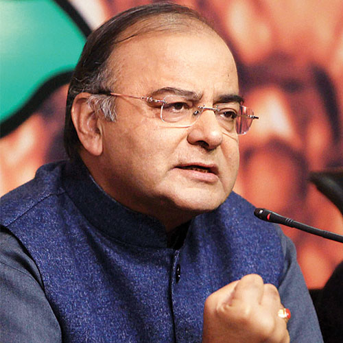 arun jaitley black money list submission