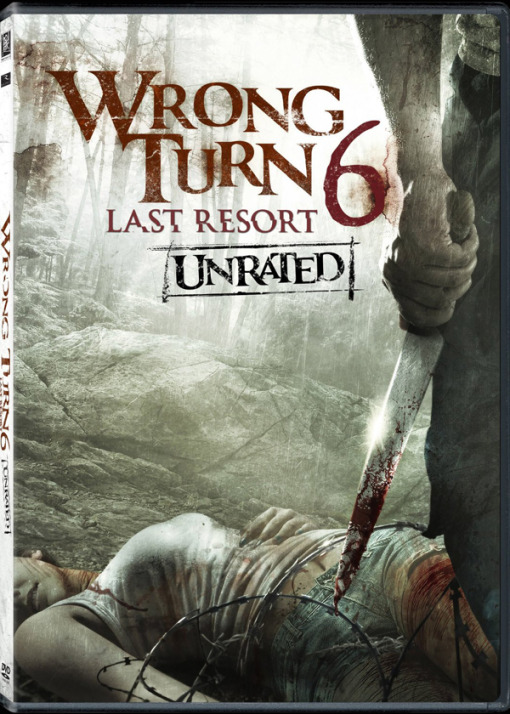 Wrong Turn 6 Movie review
