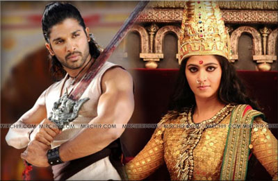 allu Arjun in Rudramadevi Movie Photos
