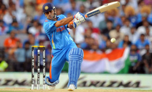 GILCHRISTS BACKS DHONI FOR SERIES DOWN UNDER