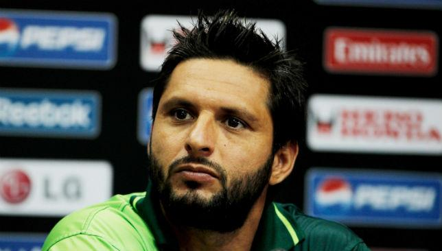 Shahid Afridi to Retire From ODIs After World Cup 2015