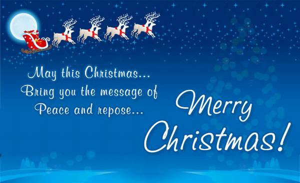 Best Merry Christmas Messages