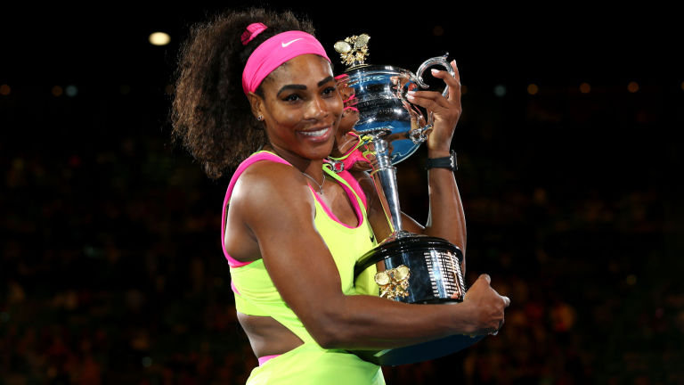 Australian Open: Serena williams beats Maria Sharapova in final