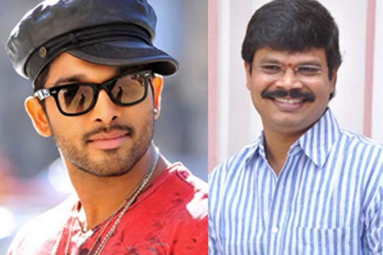Boyapati srinu to direct stylish star Allu Arjun