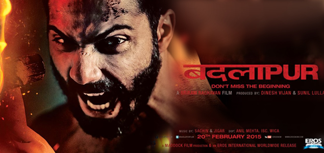 Badlapur Second (2nd) Day Total Box Office Collections Report