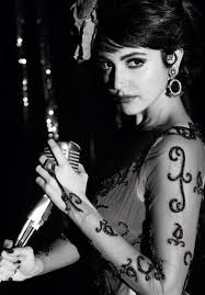 Anushka Sharma First Look in Bombay Velvet