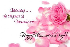 Happy Women's day 2015