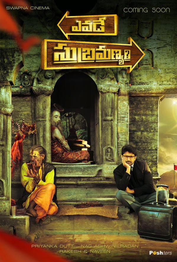 Yevade Subramanyam movie review and rating -Nani