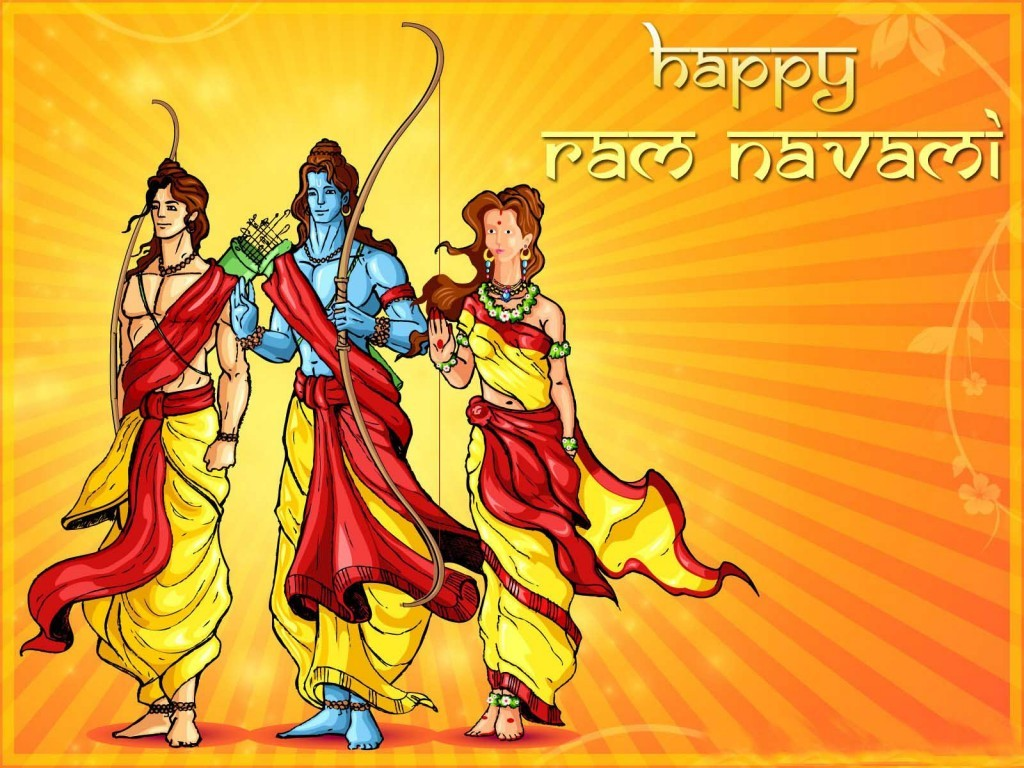Sri Ram Navami Wishes Wallpapers Images Quotes SMS