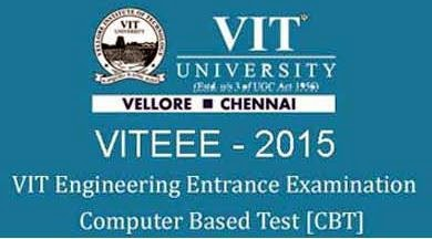Download VIT Exam Admit Card/ Hall Ticket 2015,centers list