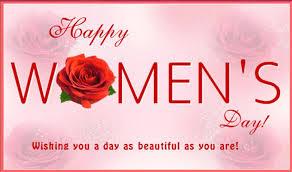 Happy Women's day 2015