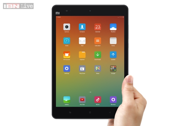 Xiaomi's Mi Pad tablet 7.9-inch specifications ,features,details,release date