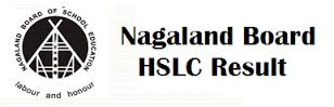 Nagaland HSLC 10 th Class Exam Results 2015