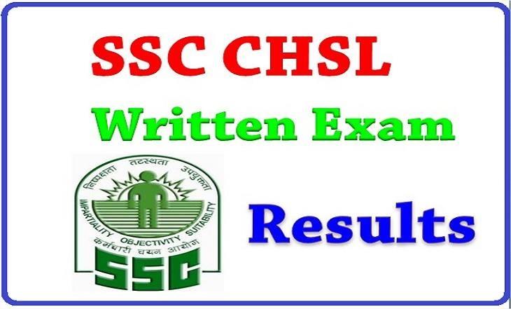 SSC CHSL 2014 Results