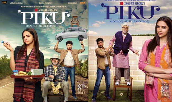 PIKU Hindi Movie Review & Rating,piku movie critics review and public talk,piku movie box office reports – Deepika Padukone, Amitabh Bachchan