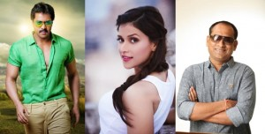 Sunil To Romance with Mannar