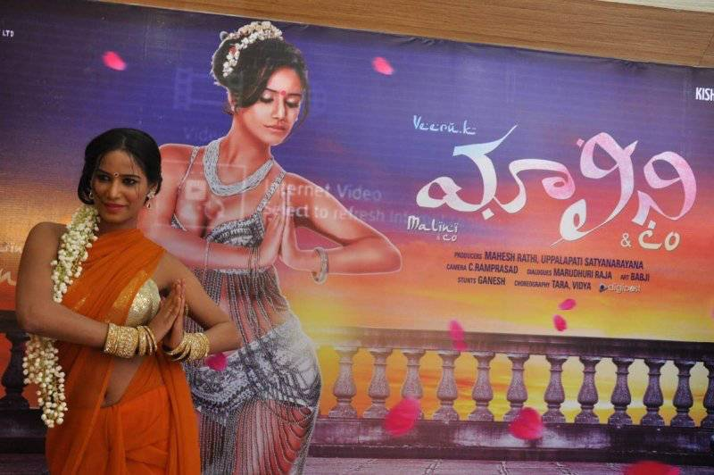 Malini &Co movie review,rating and critics review - Poonam pandey