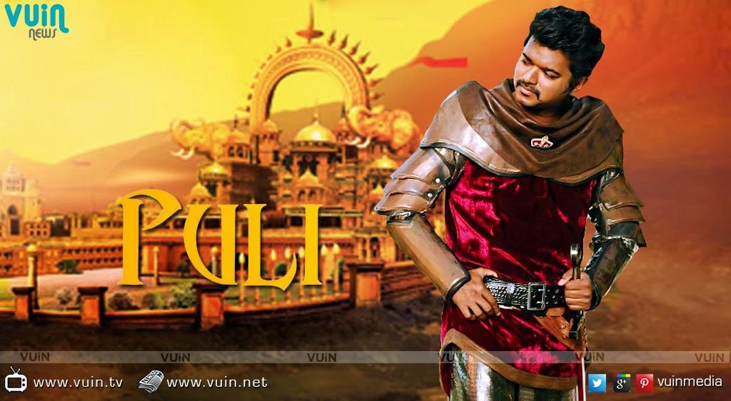 Vijay Puli Hd Movie Caligula Play Synopsis