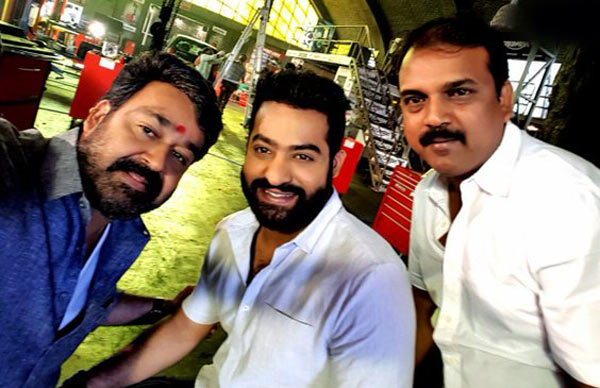 Janatha Garage First Look Released - JR NTR
