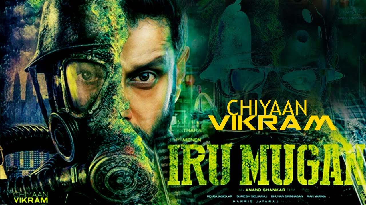 Vikram Iru Mugan Ringtones/BGM Music Download