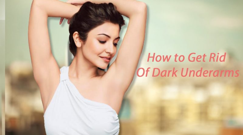 Tips to Brighten your  DarkUnderarms