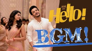 Hello violin BGM Music / Ringtones Download – Akhil Akkineni