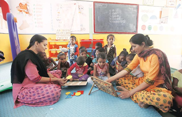anganwadi Registers - TopicsIndia